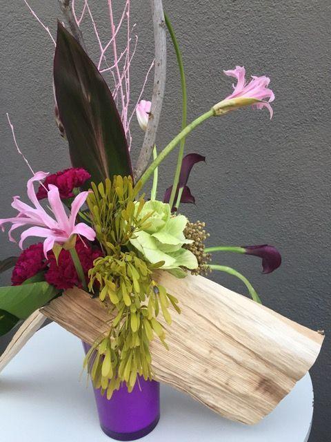 Arreglos y centros florales Donzoilo